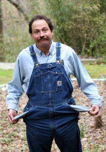 Jeff Yeager Overalls